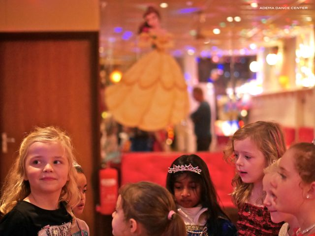 Adema Dance Center - Kinderfeestje - Beauty and the Beast Dance Party
