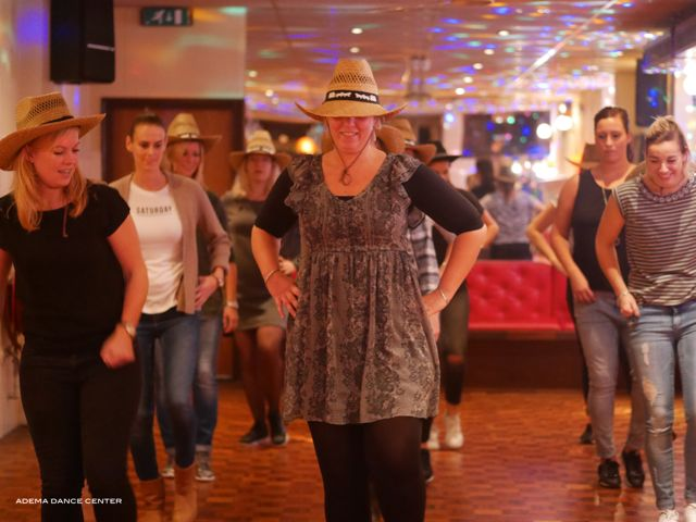 Adema Dance Center - Country Line Dancing Workshop